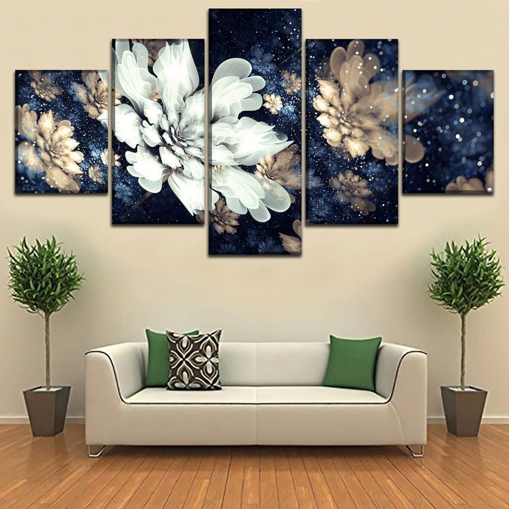 add canvases to home decor